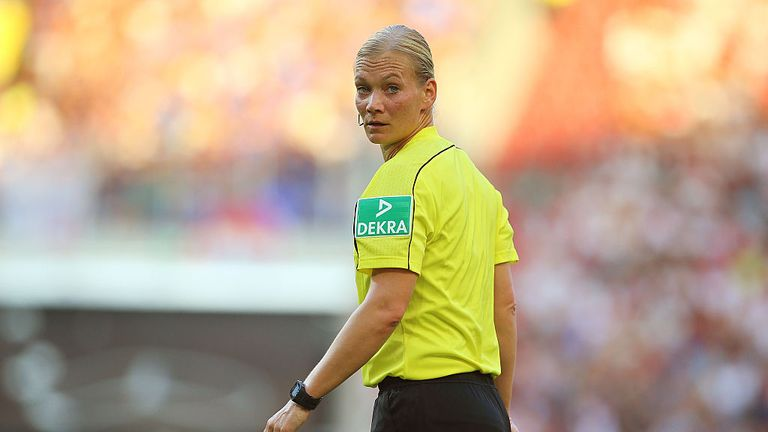 Bibiana Steinhaus will step up to the Bundesliga next season
