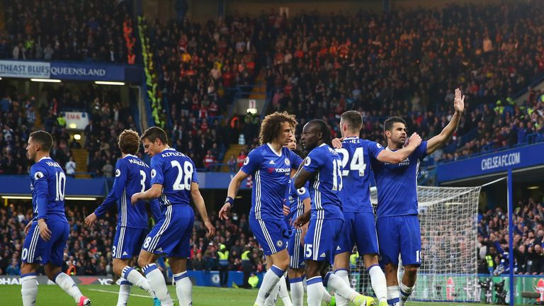 Chelsea secured their fourth Premier League title on Friday
