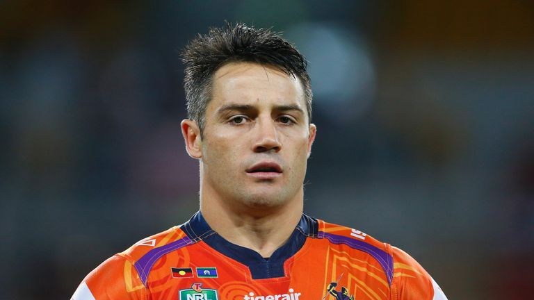 Cooper Cronk has ruled out a switch to rugby union with the Waratahs