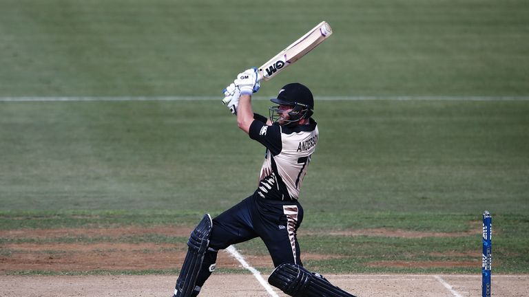 Corey Anderson: Somerset sign New Zealand all-rounder for T20 Blast