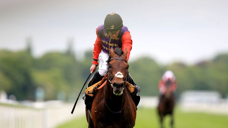 Dartmouth is among the Hardwicke Stakes entries