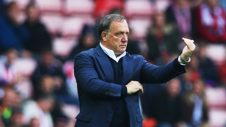 Dick Advocaat will manage the Netherlands for a third time