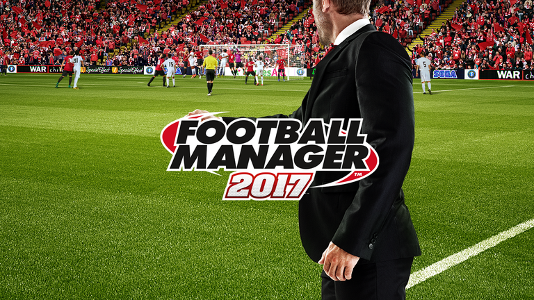 Football Manager 2017 (Image courtesy of Football Manager)