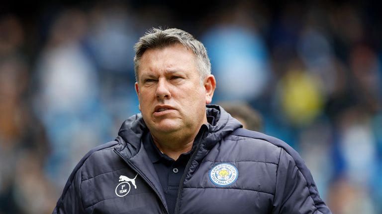 Craig Shakespeare could end the season on a high with Leicester