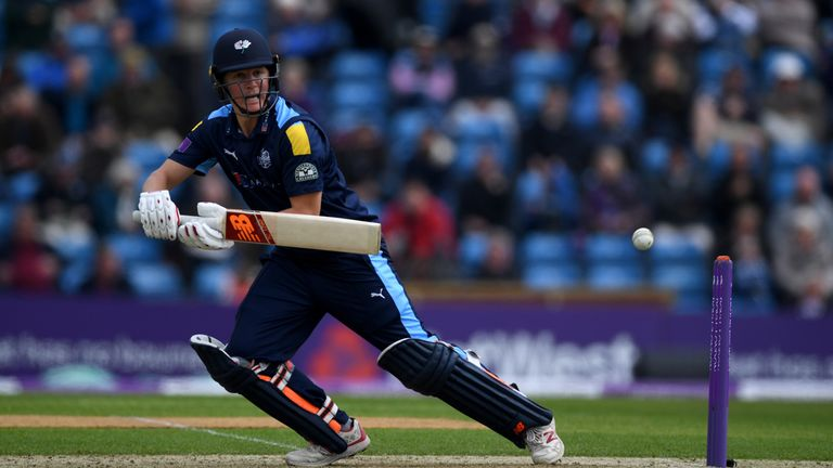 Gary Ballance has reached 1,000 runs for the season already