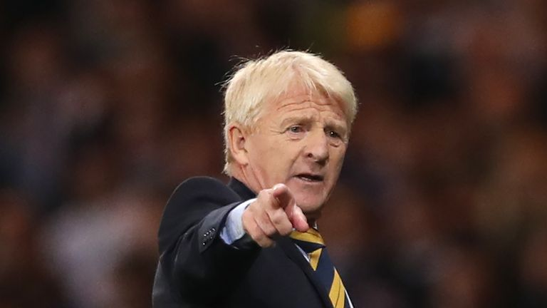 STUBBORN STRACHAN OVERLOOKS McGREGOR TO LEAVE SCOTLAND SHORT