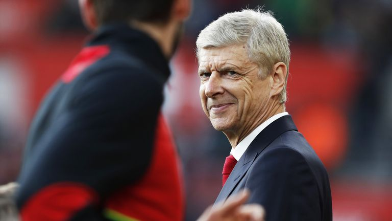Arsene Wenger will be hoping for a winning start