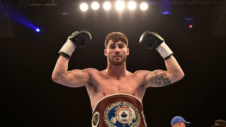 Jamie Cox will appear on the undercard of Kell Brook's IBF title defence against Errol Spence Jr on May 27, live on Sky Sports Box Office