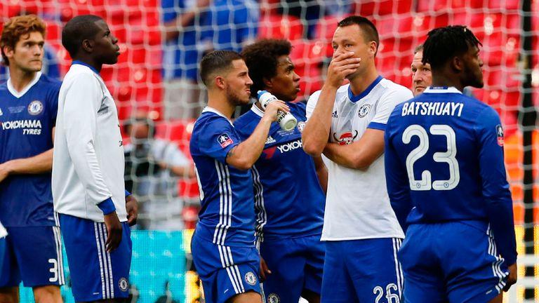 Arsenal 2-1 Chelsea: FA Cup final defeat a reality check for Antonio Conte