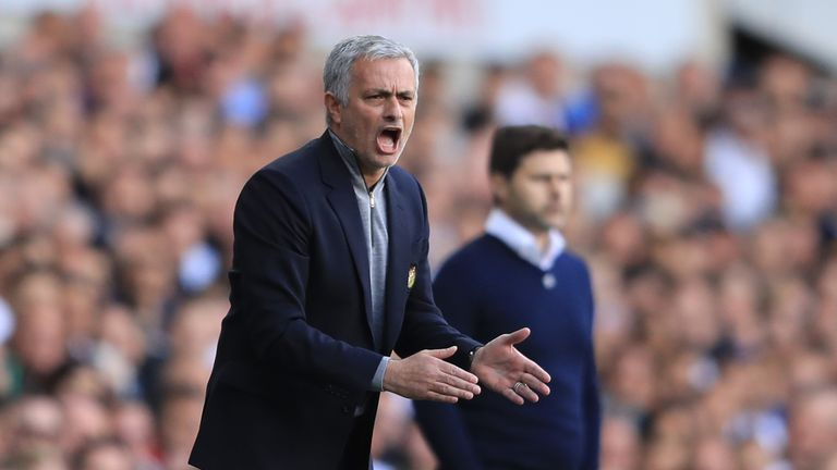 Jose Mourinho is likely to make wholesale changes to his Manchester United team
