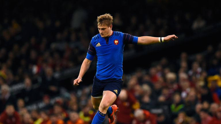 Jules Plisson is recalled for France's tour of South Africa