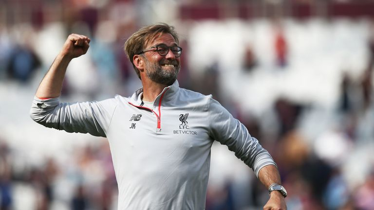 Jurgen Klopp has been taking a central role in Liverpool's transfer business