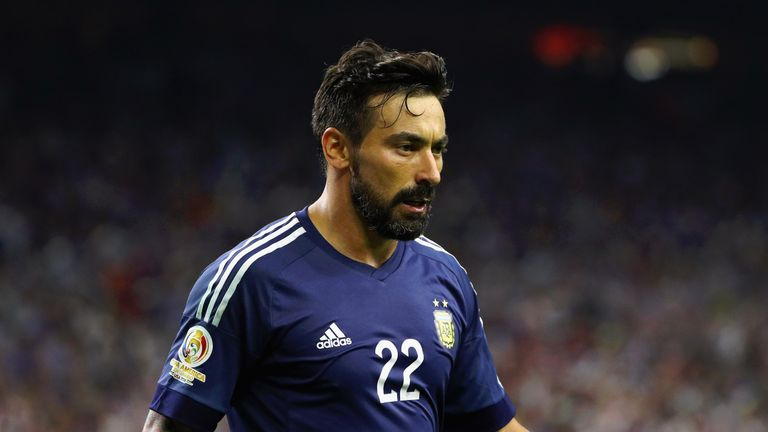 The CFA will not be opening an investigation into Ezequiel Lavezzi's photo controvsery