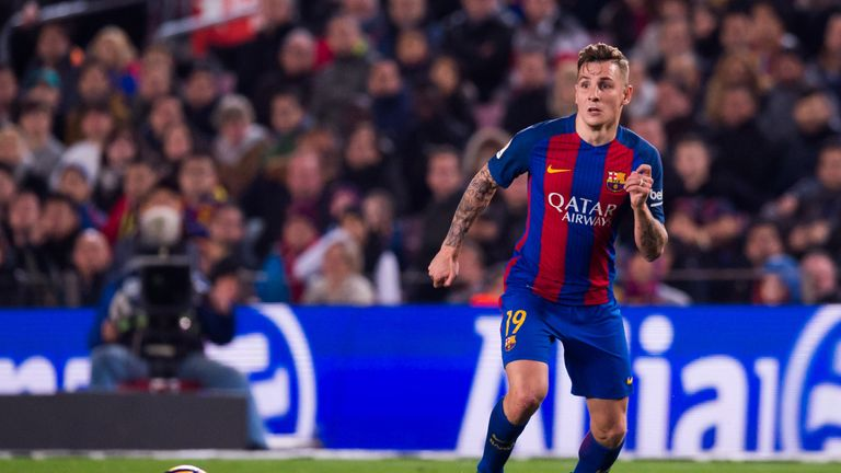 Lucas Digne could be on the move this summer, according to reports in Spain