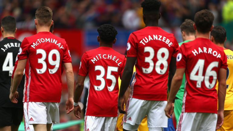 Manchester midget football