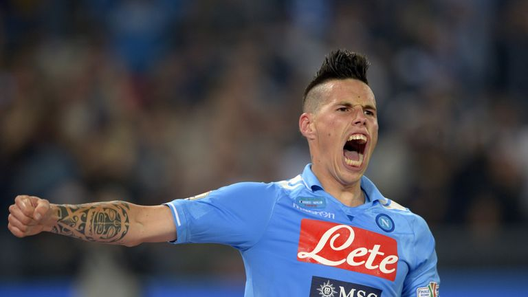 Image result for marek hamsik