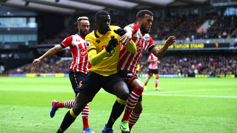 M'Baye Niang texts Watford owner Gino Pozzo to appeal for Italy ... - SkySports