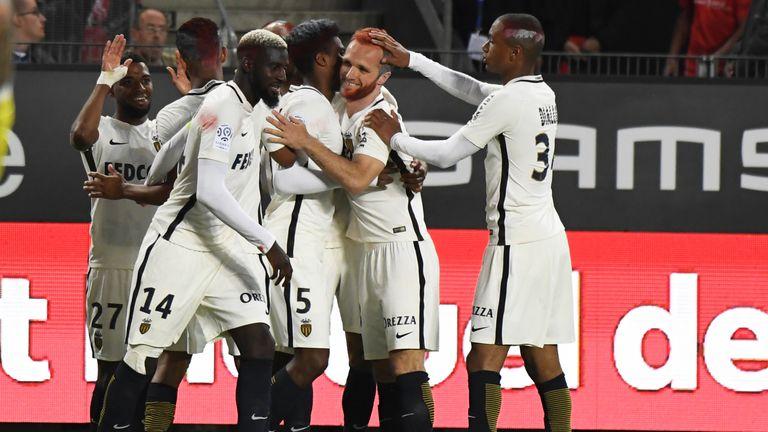 Ligue 1: Champs Monaco win; Bastia down