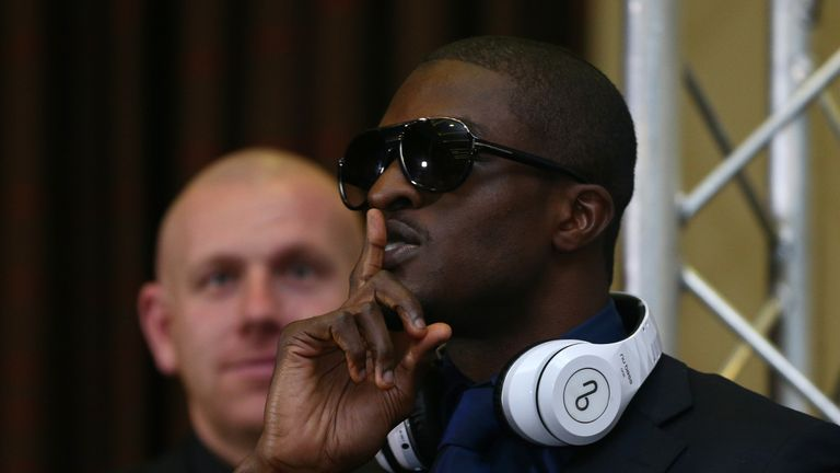 Ohara Davies has vowed to silence the Liverpool fans for a second time with victory over Tom Farrell