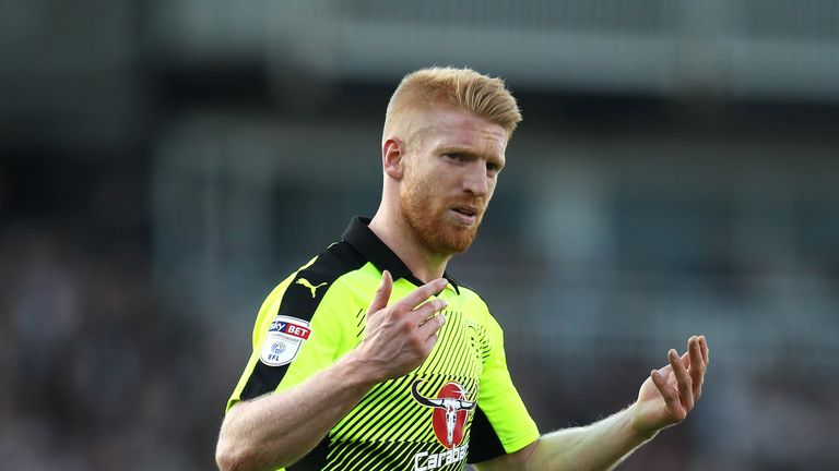 Paul McShane will miss the rest of Reading's play-off campaign due to suspension