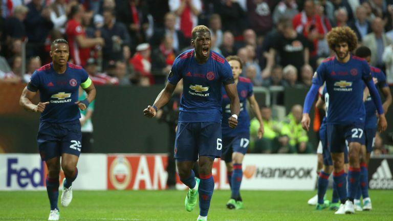 Man Utd player ratings