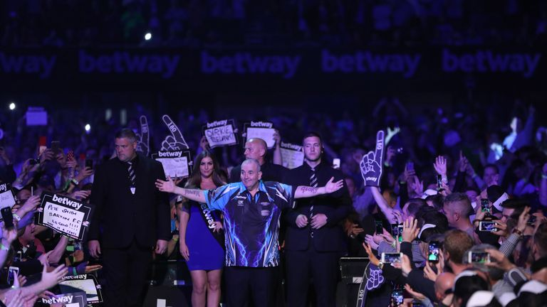 Wayne Mardle reflects on Phil Taylor's Premier League campaign