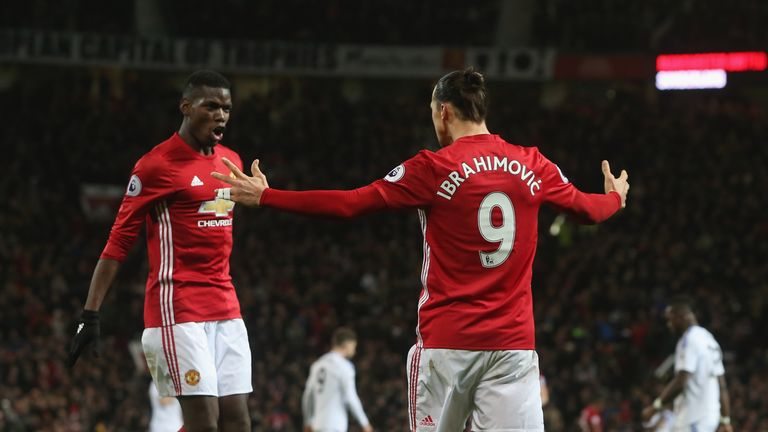 Hits or Misses? Paul Pogba (L) and Zlatan Ibrahimovic (R)