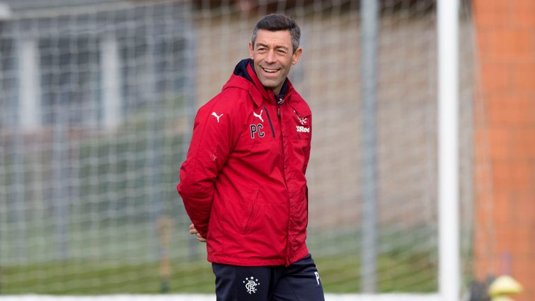 Rangers manager Pedro Caixinha has earmarked two targets from Portugal