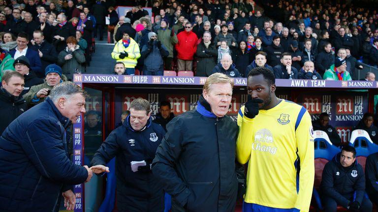 Romelu Lukaku's departure could help Ronald Koeman re-shape Everton