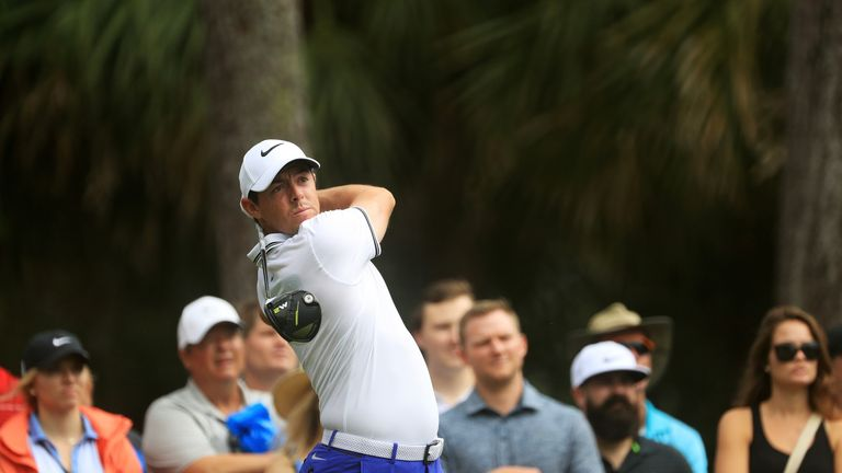 McIlroy is determined to lead from the front at this week's US Open