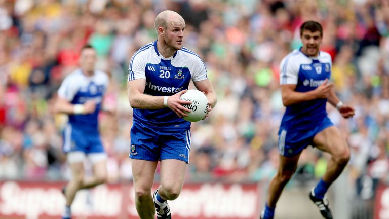 Monaghan legend Dick Clerkin joins Sky Sports' team of experts