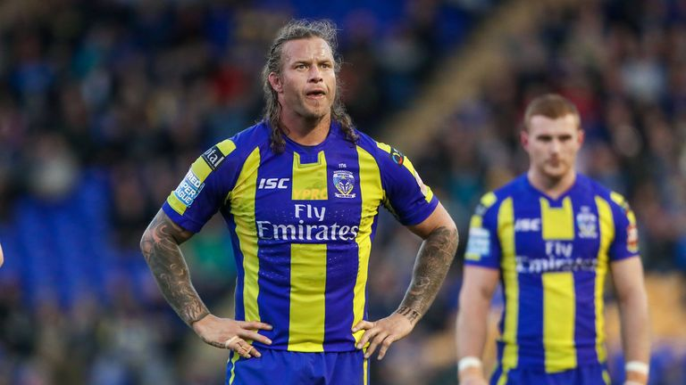 Last season's Grand Finalists Warrington could find themselves in the Qualifiers