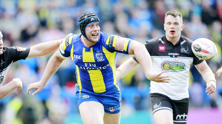 Chris Hill is one of the best props in Super League