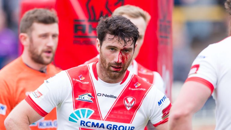 St Helens have conceded 93 points in their last two games
