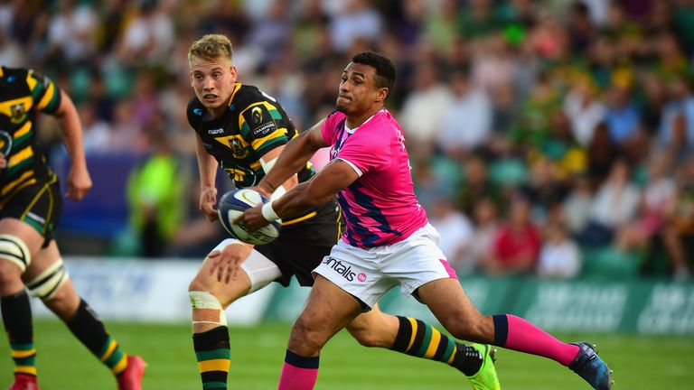 Genia enjoyed a stint with Stade Francais before moving back to Australia