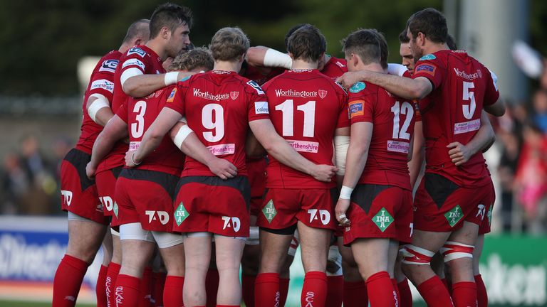 Williams lost his only ever previous semi-final with the Scarlets at Ulster in 2013