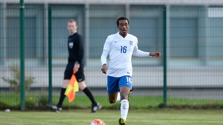 Rhian Brewster and England reach U17 Euro final