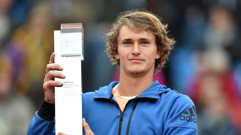Zverev edges Struff while Bautista Agut ended Hanfmann run — ATP MUNICH