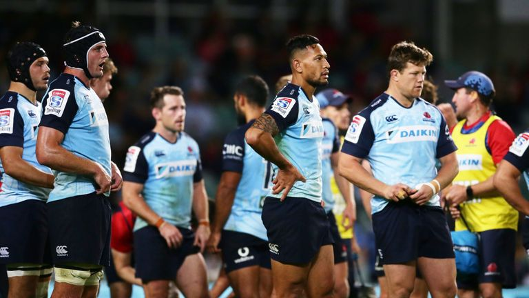 The Australian franchises lost all 25 fixtures against sides from New Zealand in 2017