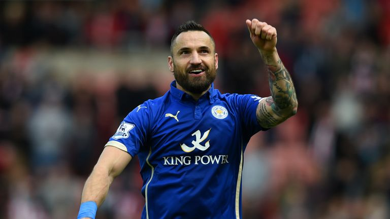 Wasilewski has left Leicester City and is a free agent