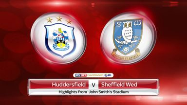 Huddersfield 0-0 Sheffield Wed
