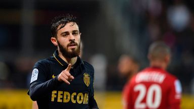 Bernardo Silva reached the Champions League semi-final with Monaco this season