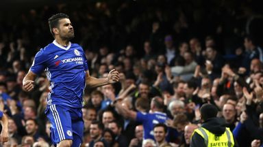 Diego Costa has been told he has no future at Chelsea