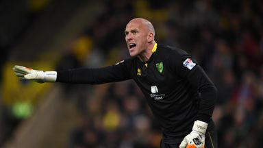 John Ruddy will leave Norwich this summer