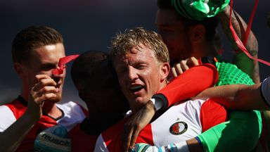 Dirk Kuyt has retired from football at the age of 36