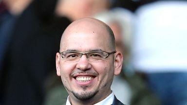 Birmingham City's outgoing director Panos Pavlakis