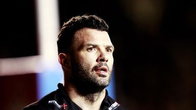 Chris Bridge returns from injury to be named in the Widnes squad