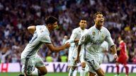 Juventus v Real Madrid preview