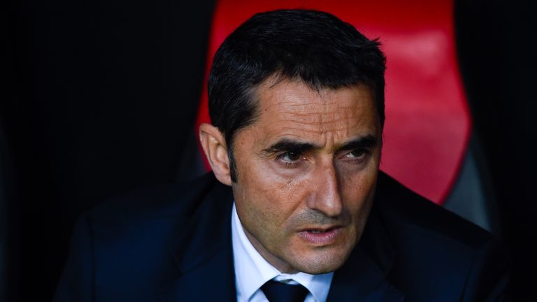 Ernesto Valverde will not be in charge of Athletic Bilbao next season