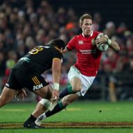 Liam Williams showed his attacking skills against the Chiefs